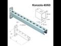 Prodej konzoly pro montované konstrukce Ostrava