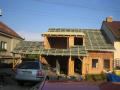 Realizace střešních konstrukcí-zastřešení staveb, objektů