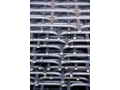 Pressed wire screens for industry and for gardens - manufacture, sale Czech Republic