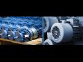 Výměna ložisek u elektromotorů do 40 kW, revize elektromotorů