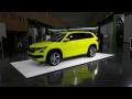 Předváděcí, testovací jízda a prodej nové Škody Kodiaq - představení nového vozu