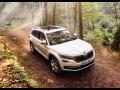 Rodinný, prostorný a bezpečný nový SUV automobil Škoda Kodiaq s pohonem 4x4