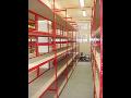 Vysoce kvalitní skladové regály s návrhem a realizací do výšky až 10 m