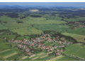 Obec Neurazy s cyklostezkou a přírodním parkem Plánický hřeben