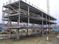 Výroba a montáž ocelových konstrukcí