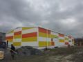 Výstavba průmyslové haly výrobní, skladové, prodejní - realizace zakázek na Moravě