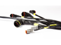 Cabling, cable harnesses, connectors for motor sports – made in the Czech Republic