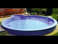 Bazény Děčín – výroba, prodej a servis polypropylenových nebo laminátových bazénů