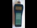 Přístroj na měření magnetického pole