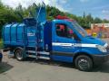 Spolehlivý sběr, svoz a odstraňování směsného komunálního odpadu ve Valašském Meziříčí