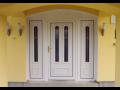 Výroba a montáž plastových vchodových dveří s vysokou kvalitou a funkčností - Profilový systém Prestige