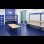 Šatní lavice, sestavy laviček do šaten, škol, tělocvičen, areálu, ...