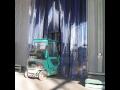 PVC lamelové clony pre priemyselnú prevádzku - brány, závesy do ...