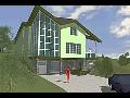 Stavební projekce, výstavba bytové domy Ostrava