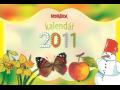 Dětský nástěnný kalendář 2011 Olomouc