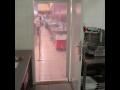 Výkyvné dvere, výkyvné brány do komerčných priestorov, skladov a hál Komárno
