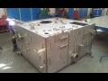 Kovovýroba, výroba ocelových konstrukcí, nádrží, potrubí a systémů pro spalovací turbíny