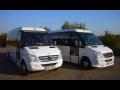 Minibusov� doprava Praha