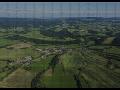 Obec Záblatí a přilehlé osady v okrese Prachatice v Jihočeském kraji