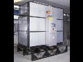 Rekonstrukce elektrick� pece, plynov� pece
