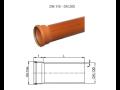 Kanalizační trubní systém PP SN 10 TAURUS