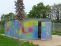 Facade glass, glass railings, panes - glass for exterior applications of the Czech Republic