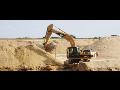 Prodej písku a štěrkopísku pro stavební účely, pískovna