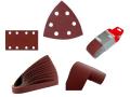 Různé druhy brusných kotoučů a dalšího brusiva v našem eshopu