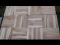 Mozaikové parkety z kvalitního dřeva - dub