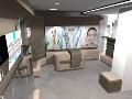 3D vizualizace obchodních a bytových prostor Praha