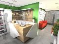 3D vizualizace obchodních a bytových prostor Praha – Bella Idea Praha s.r.o.