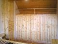 Výroba vestavěných skříní s posuvnými nebo otevíracími dveřmi