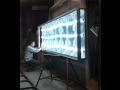 Reklamní konstrukce, světelná reklama Bohumín