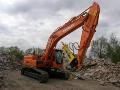 Recyklace ulo�en� drcen� stavebn�ch demoli�n�ch odpad� Hradec