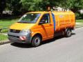 Nástavby na vozy určené pro svoz komunálního odpadu