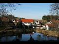 Obec Kožlí, vesnice poblíž zámku Orlík  v Jihočeském kraji v okrese Písek, turistika
