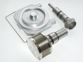 Plechová výroba řezání laserem pohonové hnací řemeny Žamberk