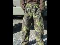 Kvalitní maskáče z třívrstvého materiálu, Kalhoty ECWCS – Prodej vojenského materiálu - ARMYSHOP