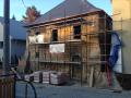 Restaurování, opravy historických staveb, kulturních památek - restaurátorství