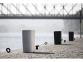Betonové, odpadkové koše Better - moderní, kultivované tvary košů