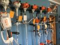 Křovinořezy, vyžínače, motorové kosy Stihl-zahradní technika