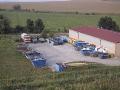 Likvidace odpad�, pron�jem velkoobjemov�ch kontejner� Uni�ov