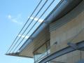 Střešní pláště, střechy, slunolamy, sluneční clony.
