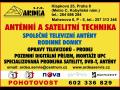 Opravy a servis televizorů Praha 8