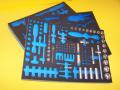 Výroba technické pěny plasty fixační bloky přířezy tvarovky PE