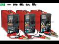 ELECTROMEM START 320 - Nabíječka autobaterií - 12 - 24 V, s funkcí pomocného startu