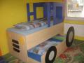 Truhlářství HRANOL Ostrava - dětské pokoje, ložnice, postele