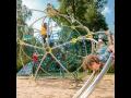 Dětská hřiště Berliner Seilfabrik – originální, variabilní a bezpečná