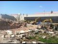 Demoliční, bourací práce - bourání rodinných domů, staveb, konstrukcí
