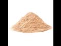 Dřevní moučka pro chemický, kosmetický i zbrojní průmysl a výrobu dřevoplastů